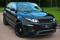 USED 2016 66 LAND ROVER RANGE ROVER EVOQUE 2.0 TD4 HSE Dynamic Auto 4WD (s/s) 5dr PAN ROOF+NAV+CAMERA+4 WHEEL/D