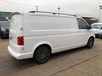 USED 2016 16 VOLKSWAGEN TRANSPORTER 2.0 T32 TDI STARTLINE BMT LWB 102 BHP AIR CON