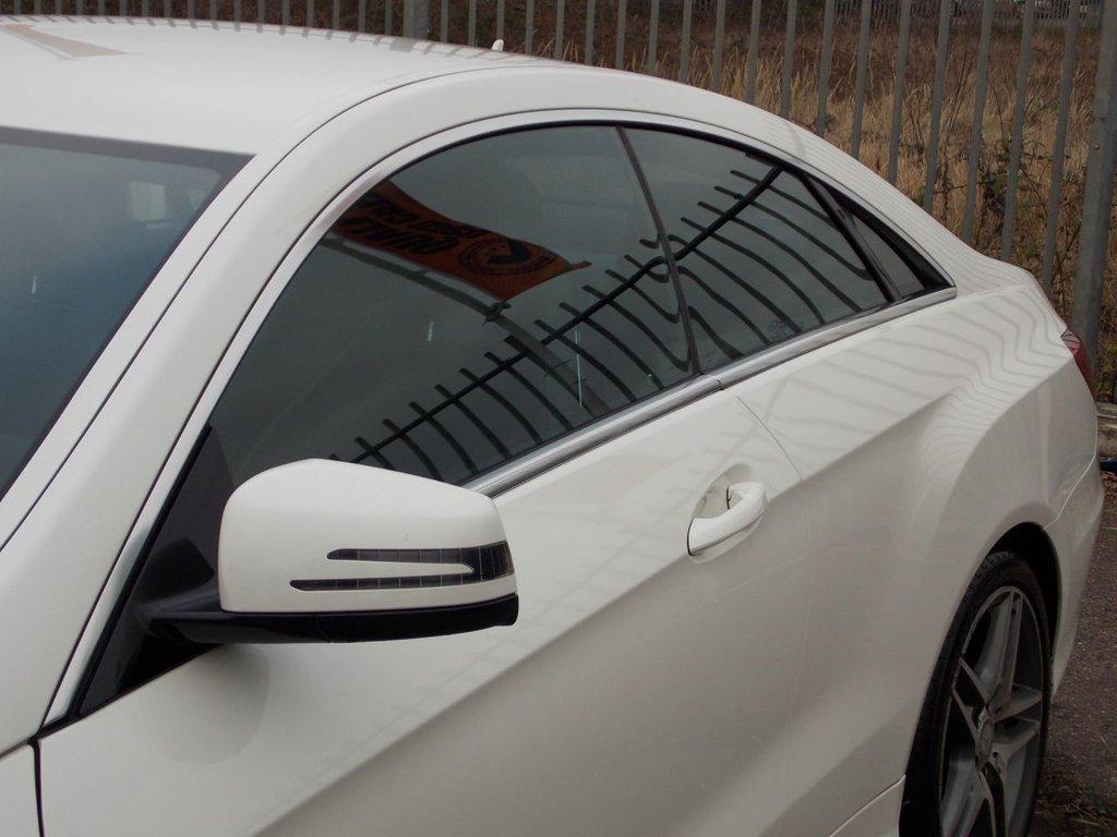USED 2014 64 MERCEDES-BENZ E CLASS 2.1 E220 CDI AMG SPORT 2d 170 BHP