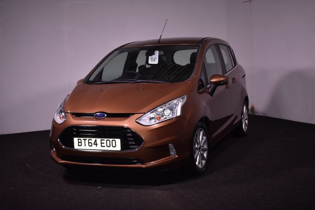 USED 2014 64 FORD B-MAX 1.6 TITANIUM 5d 104 BHP AUTOMATIC + LOW MILEAGE