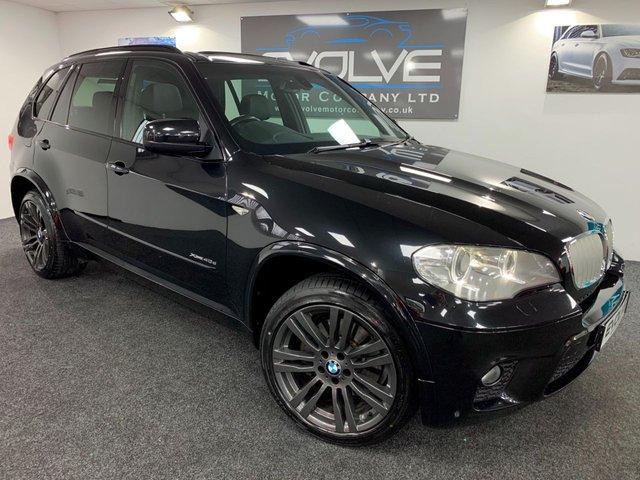 2010 BMW X5 3.0 XDRIVE40D M SPORT 5d 302 BHP