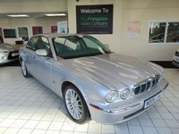USED 2006 06 JAGUAR XJ 2.7 TDVI EXECUTIVE 4d 206 BHP JAN 2021 MOT + SERVICE HISTORY + LAST OWNED  FOR 6 YEARS + SATELLITE NAVIGATION + BLUETOOTH + FULL LEATHER TRIM + HEATED FRONT SEATS + ALLOYS + RADIO / CD PLAYER + ELECTRIC WINDOWS + REMOTE CENTRAL LOCKING +