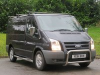 USED 2011 61 FORD TRANSIT 2.2 260 LIMITED LR 1d 115 BHP DOUBLE CAB (6 SEATS)