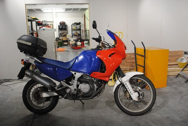 1995 M HONDA XRV 750 742cc XRV 750 P
