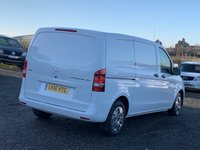 USED 2016 16 MERCEDES-BENZ VITO 2.1 114 BLUETEC 136 BHP AC EURO 6 COMPACT 2.1 136 BHP ENGINE, EURO 6, AC, 1 OWNER, DEALER HISTORY