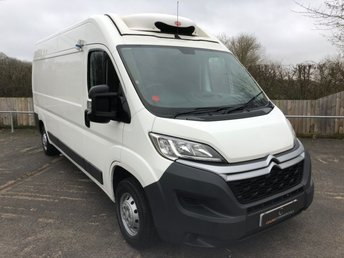2017 CITROEN RELAY 2.0HDI 35 L3H2 ENTERPRISE BLUE (EURO 6)(130 BHP) £10950.00