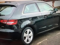 USED 2015 54 AUDI A3 1.4 TFSI SPORT 3d 124 BHP AUTO SAT NAV ONLY 35000 MILES!