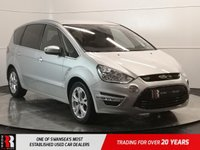 USED 2011 11 FORD S-MAX 2.0 TITANIUM TDCI 5d 161 BHP VERY CLEAN 7 SEATER
