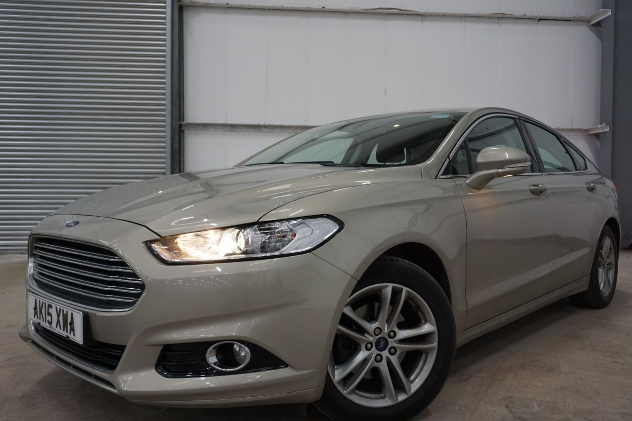 Used FORD MONDEOfor sale