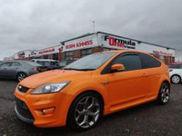 USED 2010 60 FORD FOCUS 2.5 SIV ST-3 3dr STUNNING CAR+LOW MILES+FSH!!!!