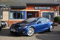 USED 2017 TESLA MODEL S 0.0 75D 5d 517 BHP 1 owner from new full service history!