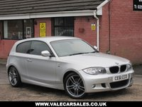 2011 BMW 1 SERIES 116D PERFORMANCE EDITION 3dr £4990.00