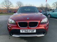 USED 2010 60 BMW X1 2.0 SDRIVE18D SE 5d 141 BHP Service History