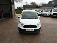 USED 2016 66 FORD TRANSIT COURIER 1.5 TREND TDCI 90 BHP