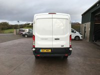USED 2017 17 FORD TRANSIT 2.2 350 Lwb mr L3 H2 124 BHP