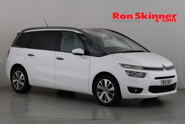 View our 2015 15 CITROEN C4 GRAND PICASSO 1.6 E-HDI EXCLUSIVE 5d 113 BHP