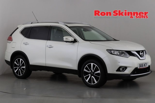 View our 2016 16 NISSAN X-TRAIL 1.6 DCI N-TEC 5d 130 BHP