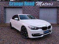 2012 BMW 3 SERIES 2.0 320D SPORT 4d 184 BHP £8650.00