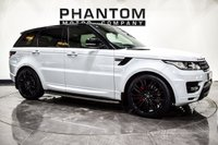 USED 2017 66 LAND ROVER RANGE ROVER SPORT 3.0 SDV6 HSE DYNAMIC 5d 306 BHP