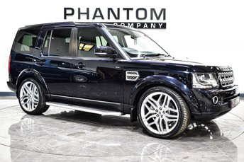 2015 LAND ROVER DISCOVERY 3.0 SDV6 HSE 5d 255 BHP £23490.00