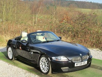 2008 BMW Z4 2.0 Z4 ROADSTER ED EXCLUSIVE 2d 148 BHP £3690.00