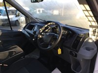 USED 2016 66 FORD TRANSIT 2.2 350 Tipper 124 BHP
