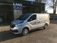 2017 RENAULT TRAFIC 1.6 SL27 BUSINESS PLUS DCI 120 BHP £9650.00