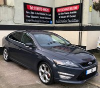USED 2012 12 FORD MONDEO TITANIUM X SPORT 2.2 TDCI 5DR 200 BHP, LOW MILEAGE, HIGH SPEC 1/2 HEATED/COOLED SEATS & FRONT/REAR PARKING SENSORS