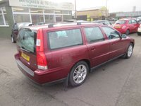 USED 2006 56 VOLVO V70 2.4 S 5d 140 BHP