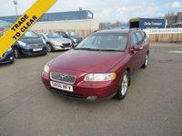 2006 VOLVO V70 2.4 S 5d 140 BHP £995.00