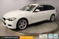 USED 2015 65 BMW 3 SERIES 2.0 320D M SPORT TOURING 5d 188 BHP