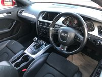 USED 2008 58 AUDI A4 1.8 TFSI S LINE 4d 158 BHP