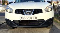 USED 2013 63 NISSAN QASHQAI 1.5 VISIA DCI  5d 110 BHP AUX & BLUETOOTH MEDIA CONNECTION