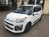 USED 2014 14 CITROEN C3 PICASSO 1.6 PICASSO EXCLUSIVE 5d 120 BHP