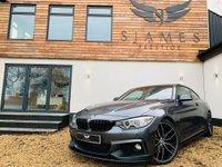 USED 2018 67 BMW 4 SERIES 0.0 440I M SPORT 2d AUTO 322 BHP