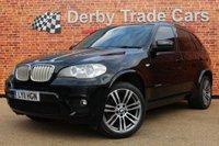 2011 BMW X5 3.0 XDRIVE40D M SPORT 5d 302 BHP £12990.00