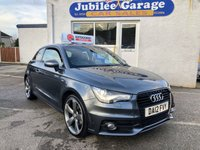 USED 2012 12 AUDI A1 2.0 TDI BLACK EDITION 3d 143 BHP Great Spec, Black Edition S Line, 12 Months MOT!