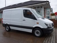 USED 2016 16 MERCEDES-BENZ SPRINTER 2.1 310 CDI SWB LOW ROOF 95 BHP [EURO 5]