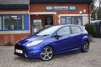 USED 2017 17 FORD FIESTA 1.6 ST-3 5d 180 BHP 1 owner from new full service history!