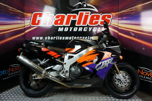 View our HONDA CBR
