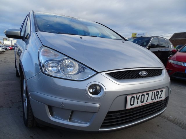 USED 2007 07 FORD S-MAX 2.0 TITANIUM TDCI 5d BRAND NEW CLUTCH DONE