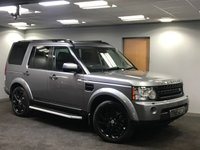 USED 2011 61 LAND ROVER DISCOVERY 3.0 4 SDV6 XS 5d 255 BHP automatic