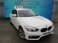 USED 2016 66 BMW 1 SERIES 1.5 116D SPORT 5d 114 BHP