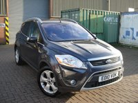 USED 2010 10 FORD KUGA 2.0 TITANIUM TDCI AWD 5d 134 BHP ANY PART EXCHANGE WELCOME, COUNTRY WIDE DELIVERY ARRANGED, HUGE SPEC