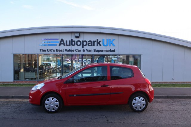 USED 2009 59 RENAULT CLIO 1.1 EXTREME 3d 74 BHP LOW DEPOSIT OR NO DEPOSIT FINANCE AVAILABLE