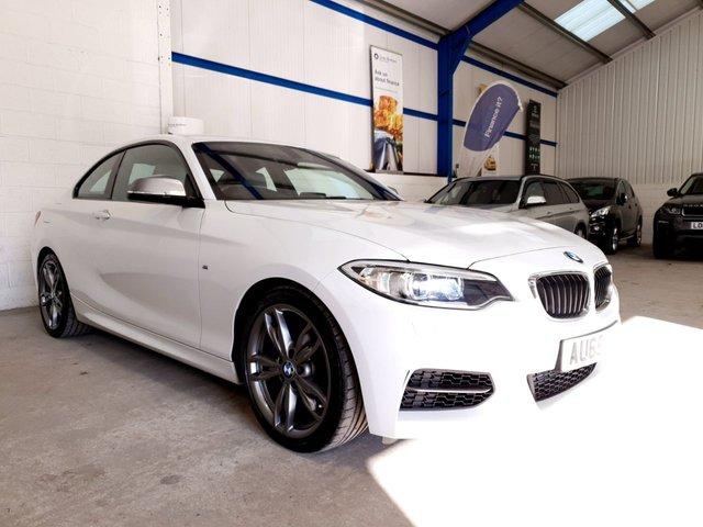 USED 2015 65 BMW 2 SERIES 3.0 M235I 2d 322 BHP