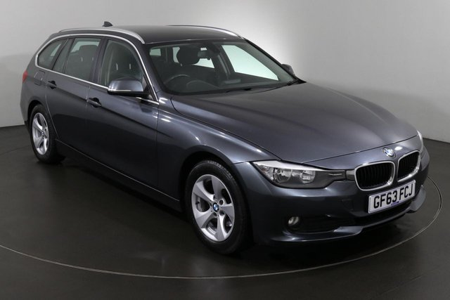 2013 63 BMW 3 SERIES 2.0 320D EFFICIENTDYNAMICS TOURING 5d 161 BHP