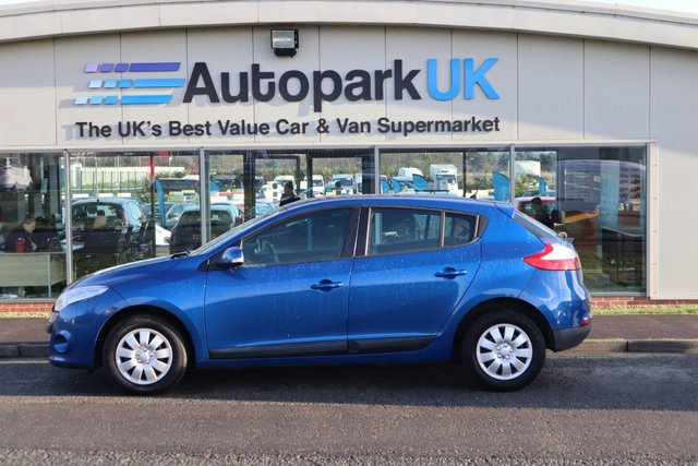 USED 2011 61 RENAULT MEGANE 1.5 EXPRESSION DCI ECO 5d 110 BHP LOW DEPOSIT OR NO DEPOSIT FINANCE AVAILABLE