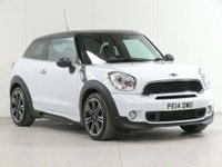 USED 2014 14 MINI PACEMAN 1.6 Cooper S 3dr ***** £6,100 of EXTRAS *****