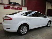 USED 2011 61 FORD MONDEO 2.0 Zetec 5dr **STUNNING EXAMPLE**F/S/H**